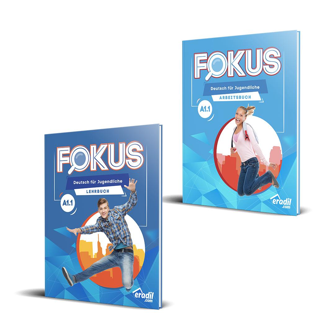 Fokus Deutsch A1.1