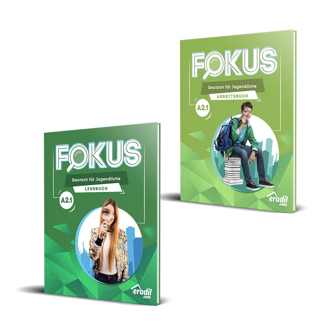 Fokus Deutsch A2.1