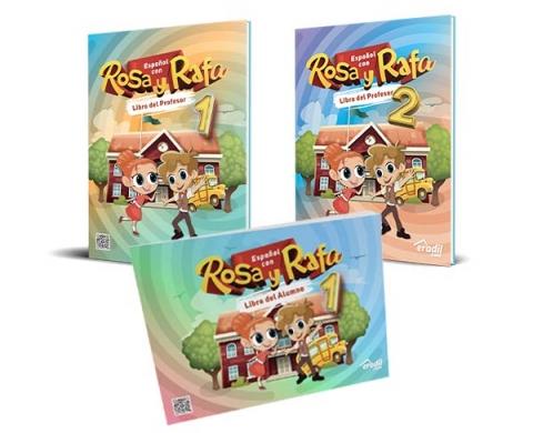 Rosa y Rafa